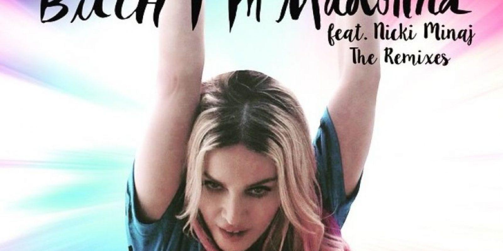 """Bitch I'm Madonna"" fue estrenado a través de TIDAL Foto:Instagram/Madonna"