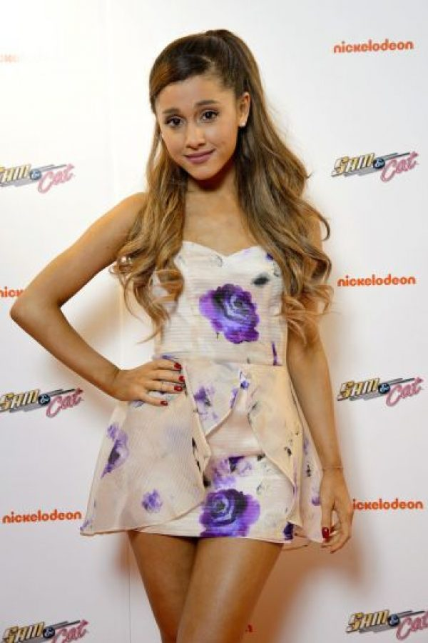 Ariana Grande Foto:Getty
