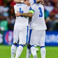 Eslovaquia fue otra de las sorpresas de la Eurocopa y ahora tendrán en frente al campeón del mundo Foto:Getty Images