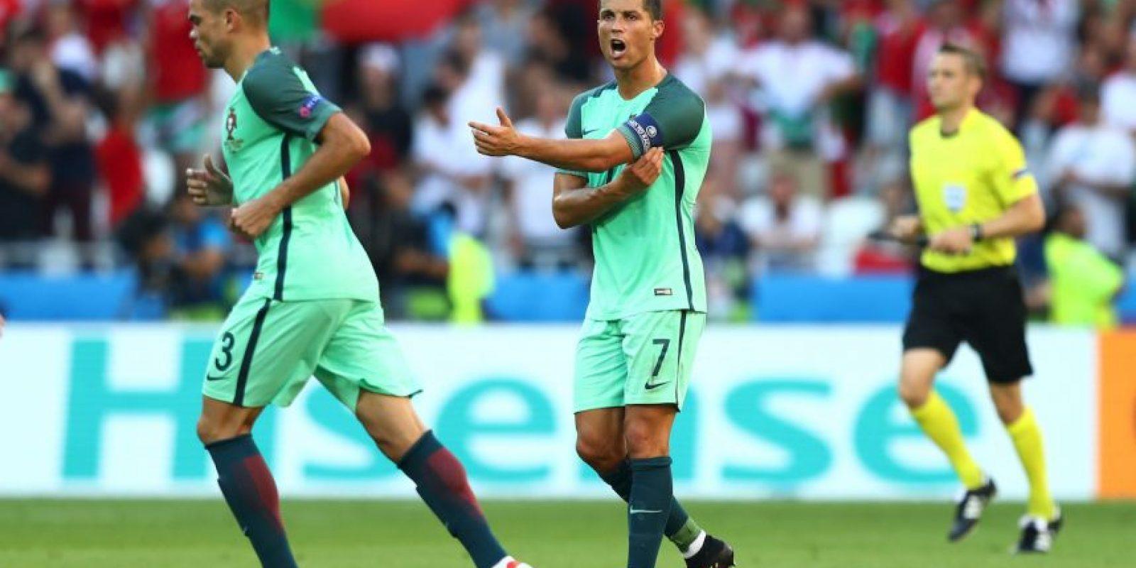 Además, alcanzó 17 actuaciones en la Eurocopa y superó las 16 de Thuram y Van Der Sar Foto:Getty Images