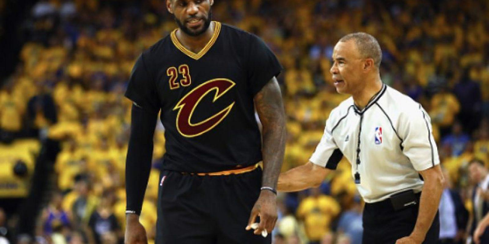 LeBron James tampoco participará en los Juegos Olímpicos Foto:Getty Images