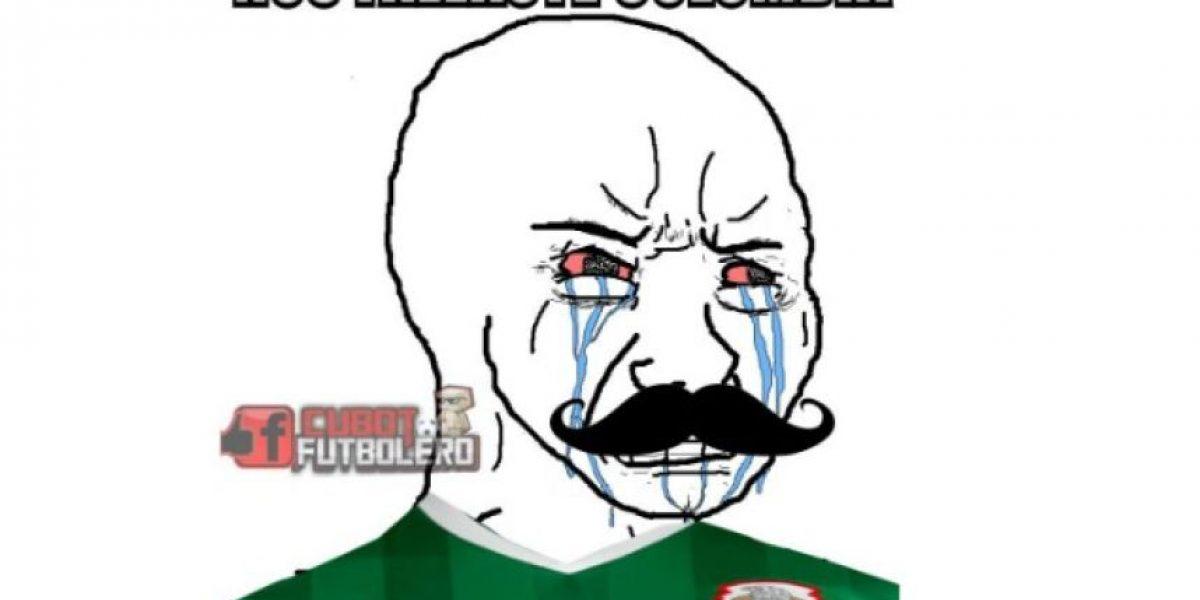 Hasta México salió embarrado en los memes de Colombia tras la derrota