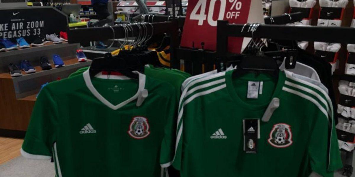 FOTOS: En rebaja el jersey Tricolor tras la eliminación en Copa América