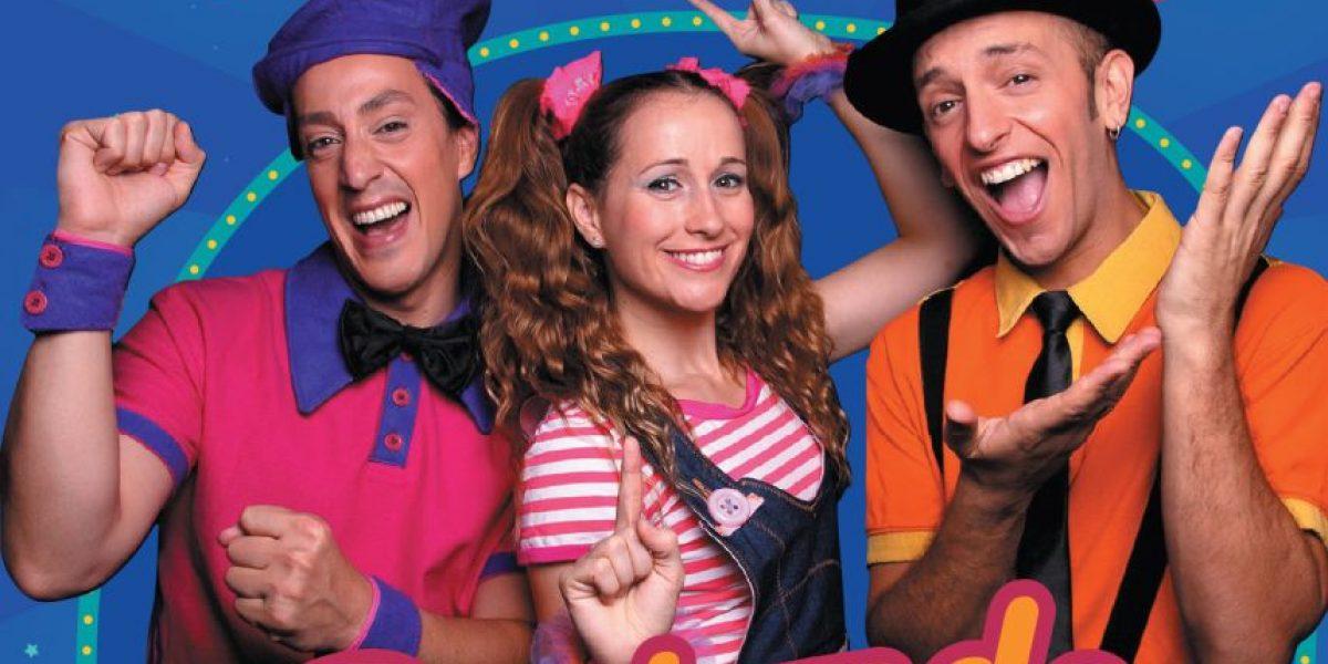 Pica Pica el grupo de música y teatro infantil llega a México