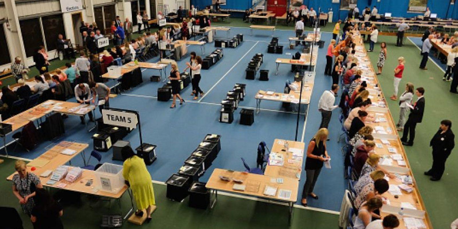 Así se vivió la votación del referendum Foto:Getty Images
