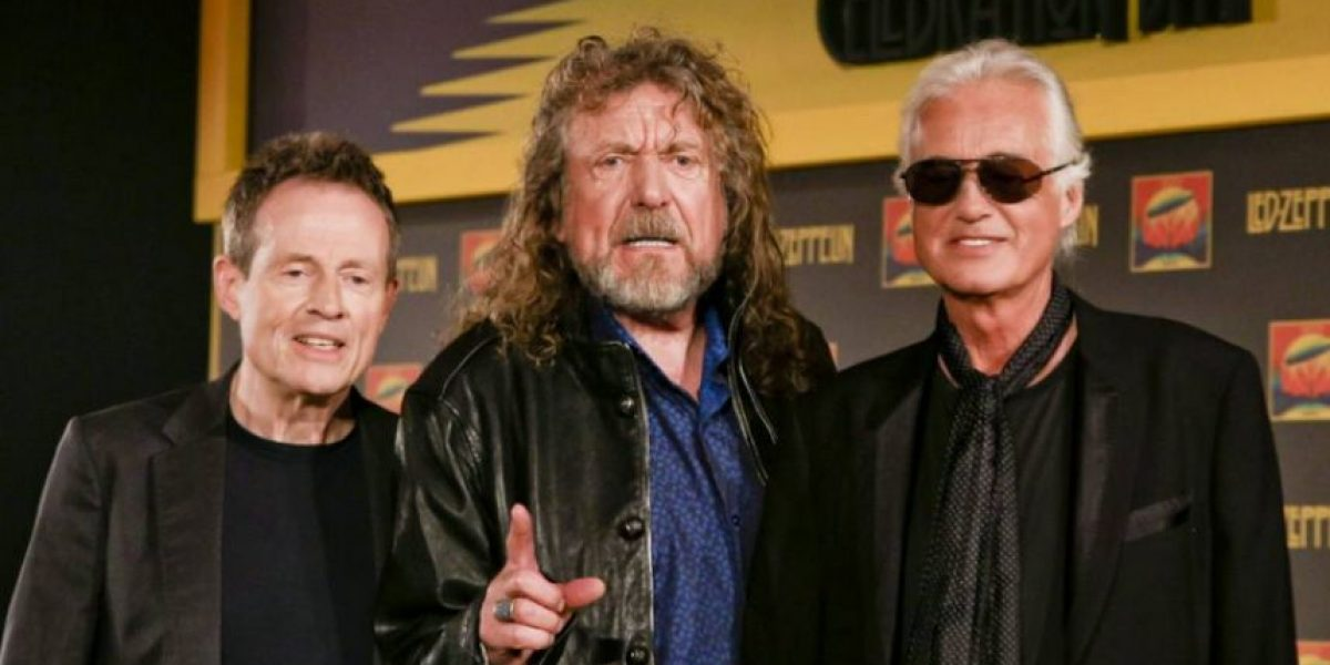 Led Zeppelin gana juicio por plagio