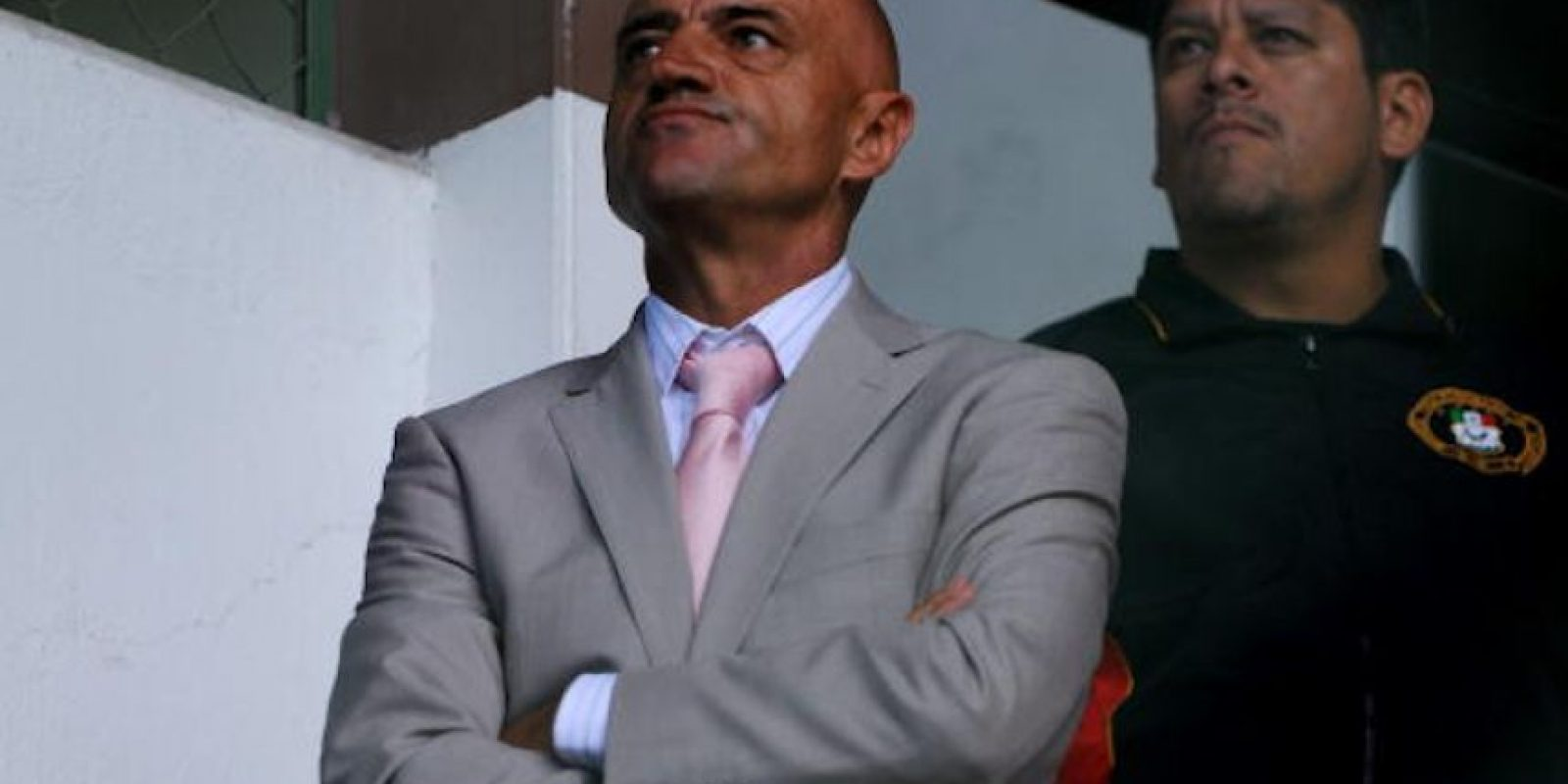 José Luis Sánchez Solá, ex director técnico mexicano. Foto:Getty Images