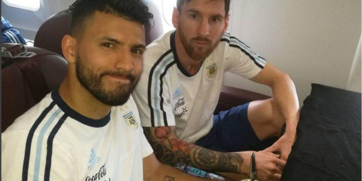 Messi explota contra la AFA por retraso en su vuelo