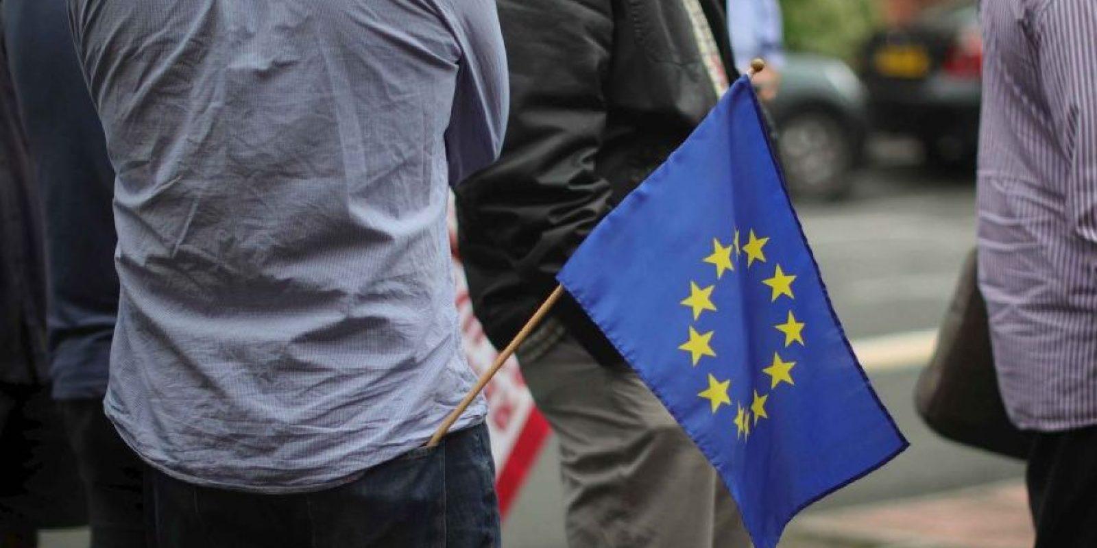 El Brexit generó uno de los mayores debates en la población Foto:Getty Images
