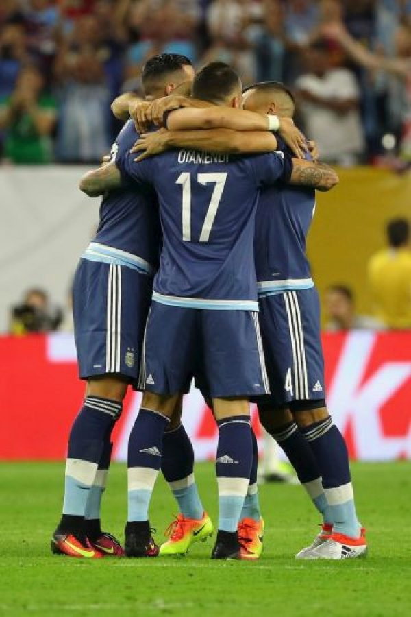 Será la tercera final consecutiva de los trasandinos, luego de jugar la definición del Mundial de Braisl y la Copa América 2015 Foto:Getty Images