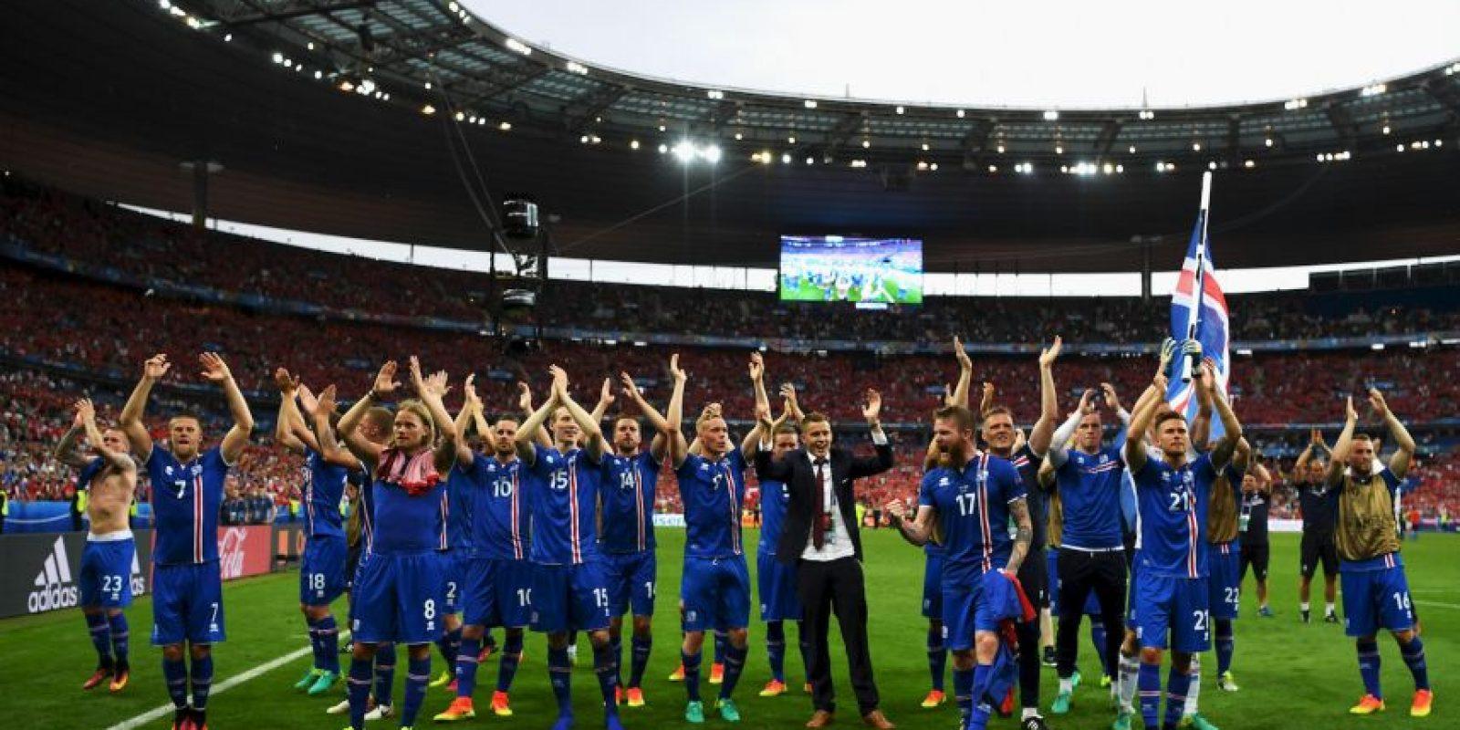 Los debutantes fueron la gran sorpresa de la fase de grupos de la Eurocopa Foto:Getty Images