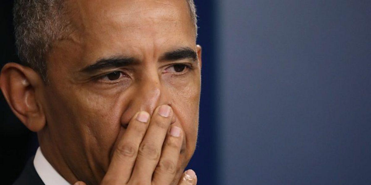 "Obama advierte que tomará ""acciones"" contra Rusia por ciberataques"