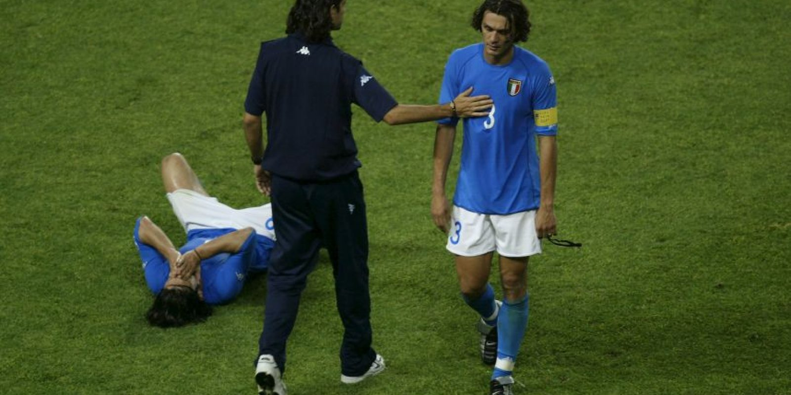 Paolo Maldini (Italia) Foto: Getty Images
