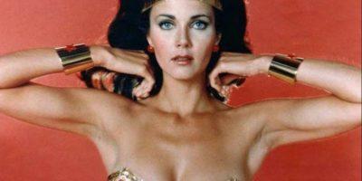 """Carter se hizo famosa por ser """"Wonder Woman"""". Foto:vía Lynda Carter/ Facebook"""