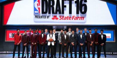 Arrancó el Draft de la NBA con el primer fichaje para los 76ers Foto:Getty Images