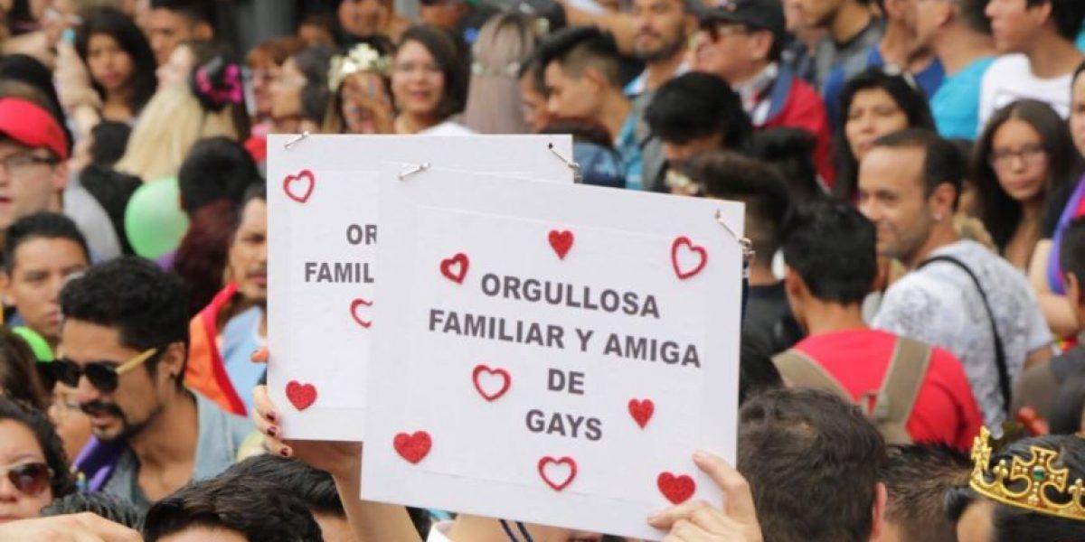 Celebra el orgullo gay en un país con 71 asesinatos homofóbicos cada año