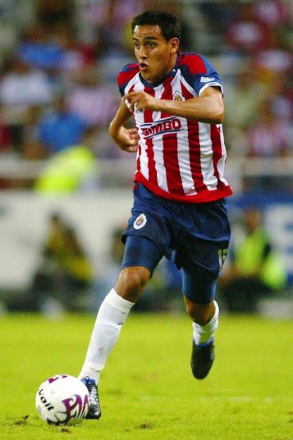 """Jesús """"Gringo"""" Padilla. Foto:Mexsport"""
