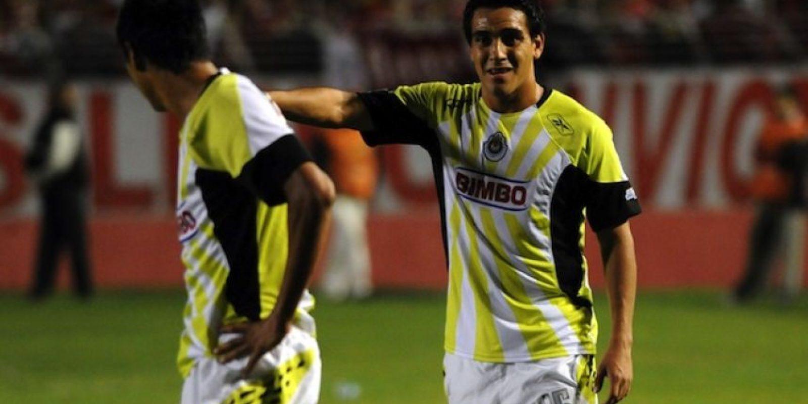 """El """"Gringo"""" Padilla jugó en Chivas de 2006 a 2009. Foto:Mexsport"""