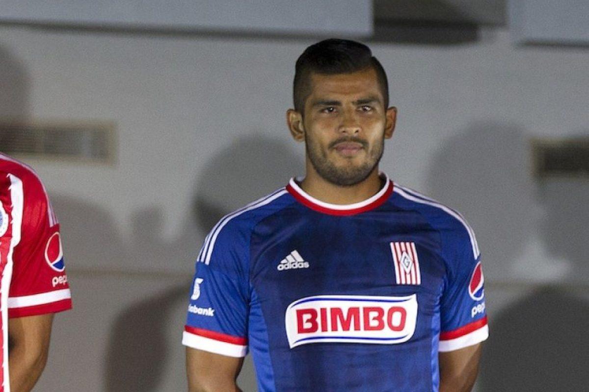 Miguel Ángel Ponce surgió de la cantera rojiblanca, pero nació en California. Foto:Mexsport