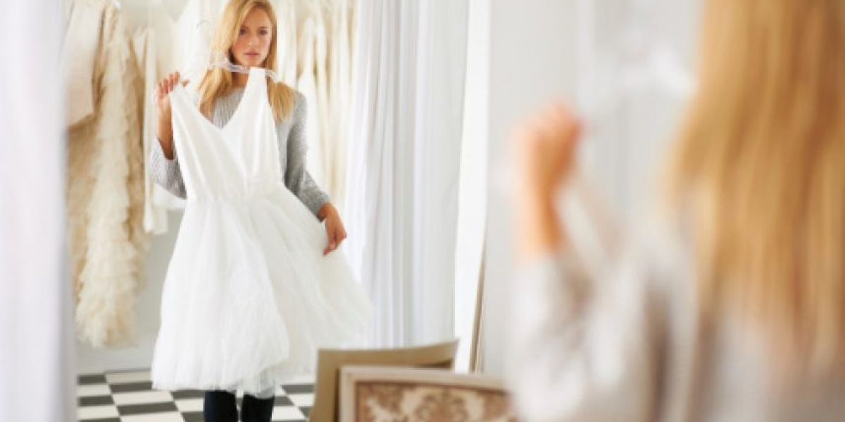 Vestidos de novia de segunda mano, ¿por qué, no?