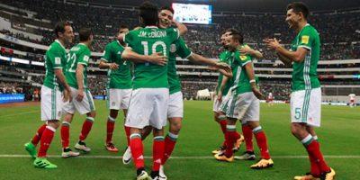 La Selección Mexicana sufrió su peor derrota oficial ante Chile, durante la Copa América Centenario. Foto:Getty Images