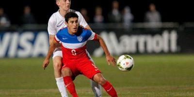 Alejandro Zendejas ha defendido los colores de Estados Unidos en categorías inferiores. Foto:Getty Images