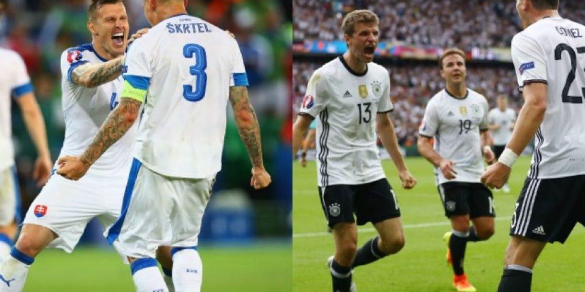 Eurocopa octavos de final: En vivo Alemania vs Eslovaquia