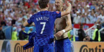 Croacia, por su parte, venció a España en la última fecha y clasificó prmero Foto:Getty Images