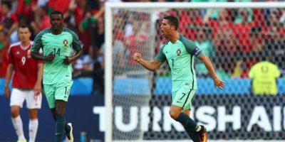 Luego de bajas presentaciones, Cristiano Ronaldo apareció en el último partido y marcó un doblete en el empate a tres tantos ante Hungría para que Portugal pase como mejor tercero Foto:Getty Images
