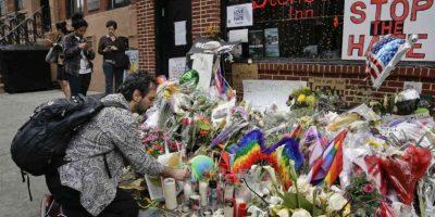El bar fue escenario de violentas manifestaciones durante seis días Foto:AP