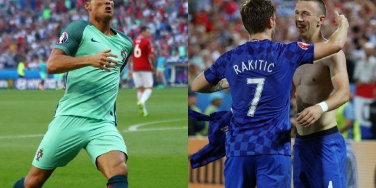 Cristiano y Portugal avanzan a Cuartos de Final en la Euro