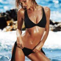 Presumiendo un cuerpo envidiable Foto:Vía Instagram/@angelcandices