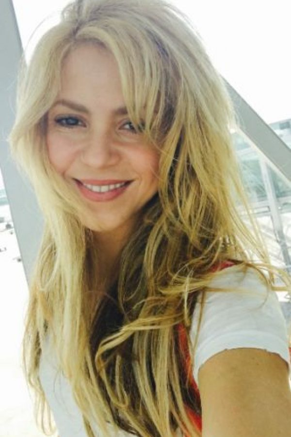 Shakira opinó sobre el golazo de Shaqiri en la Eurocopa Foto:Twitter