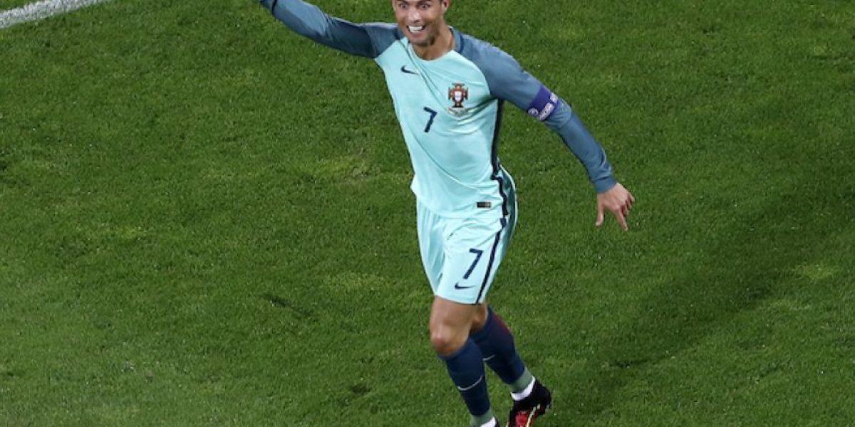 Portugal avanza a Cuartos de Final de la Euro, con gol en tiempo extra