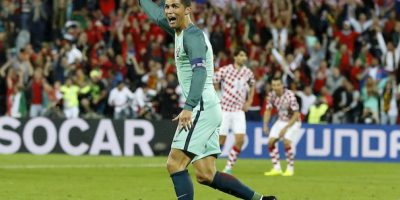 Portugal elimina a Croacia en los octavos de final de la Eurocopa Foto: Getty Images