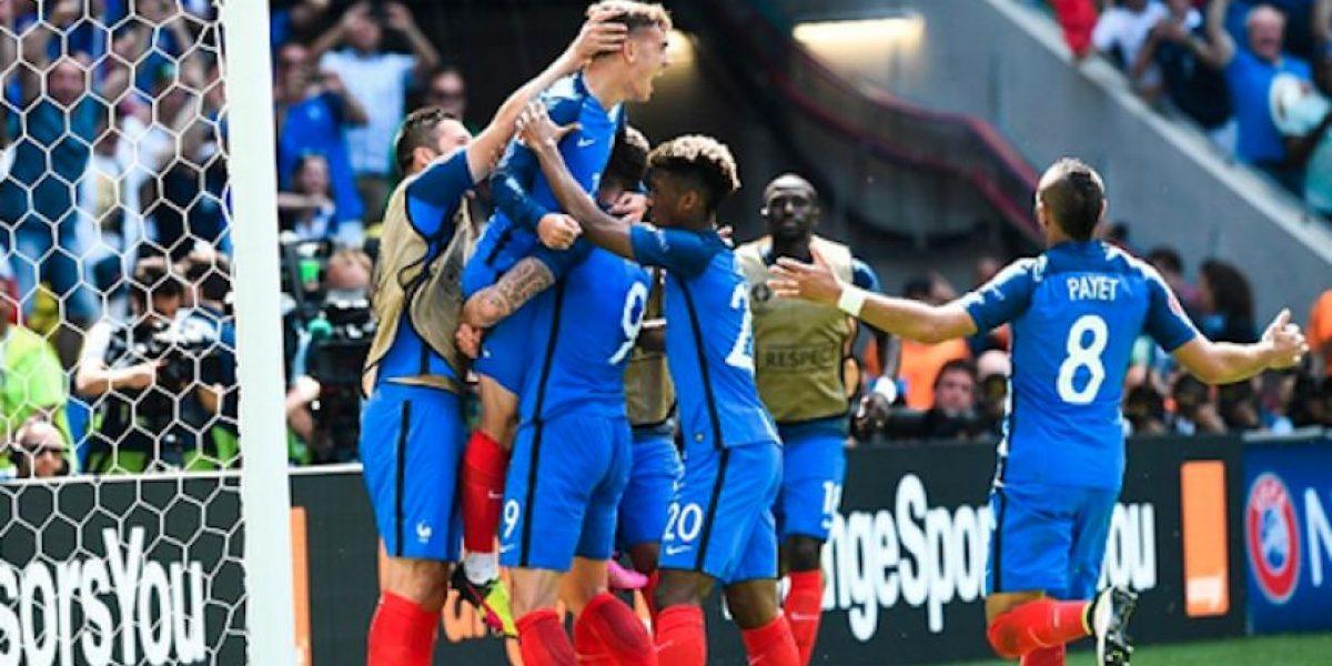 VIDEO: Francia avanza a cuartos con sufrida victoria ante Irlanda