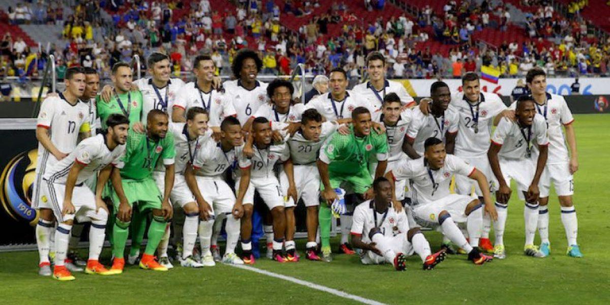 Colombia se queda con el tercer lugar de Copa América Centenario tras vencer a Estados Unidos