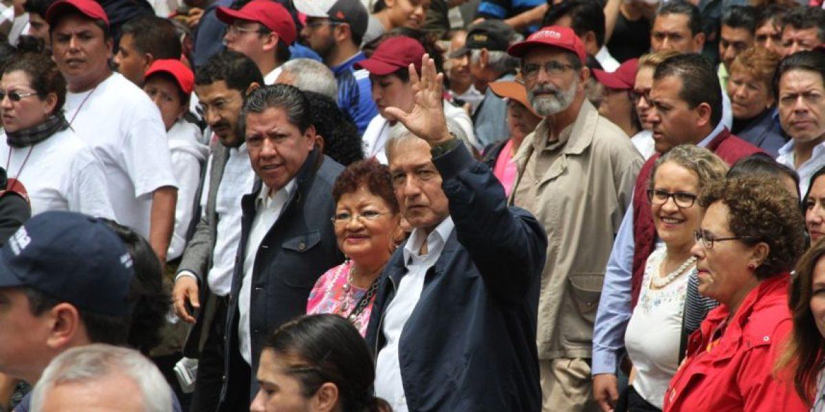 AMLO pide destitución de Osorio Chong tras hechos en Nochixtlán