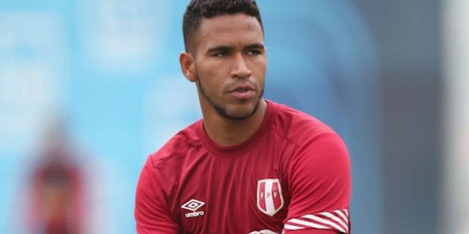 Pedro Gallese jugará con Veracruz en el Apertura 2016. Foto:Twitter