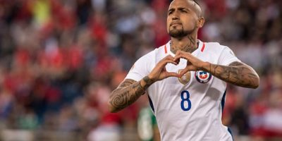 Arturo Vidal, actual jugador del Bayern Munich. Foto: Getty Images
