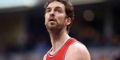 El pivote español juega para los Bulls de Chicago. Foto:Getty Images