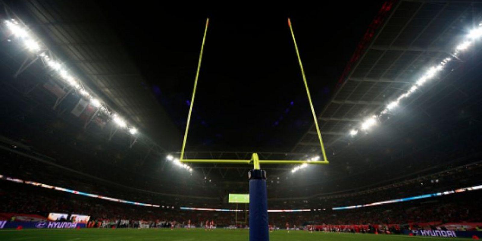 La NFL sigue de cerca la situación del Brexit Foto:Getty Images