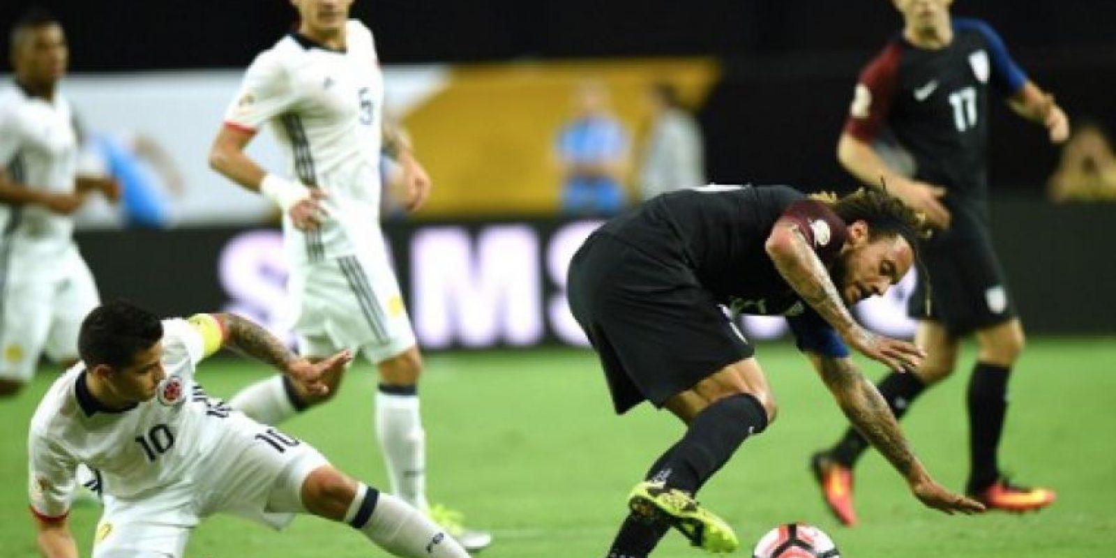 El partido después tuvo otras opciones de gol por parte de Estados Unidos que no se concretaron. Foto:vía Getty Images