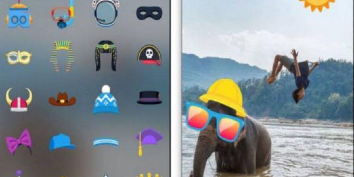 Twitter y Facebook imitan a Snapchat con filtros y stickers