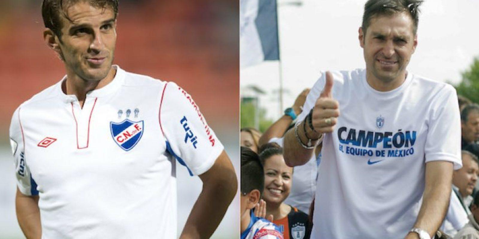 Los Alonso Iván y Diego son primos. Foto:Especial