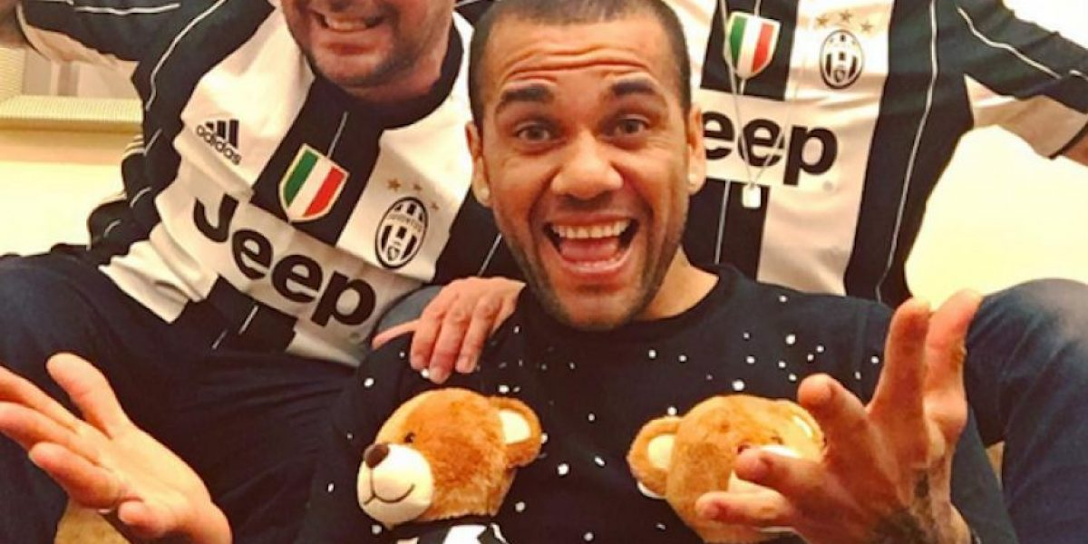 Se oficializa la llegada de Dani Alves a la Juventus
