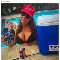 #TrumpGirlsBreakTheInternet, el movimiento de mujeres en favor de Trump Foto:Twitter.com