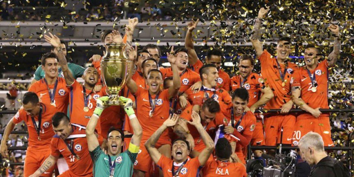 Chile repite como campeón de la Copa América tras vencer a Argentina