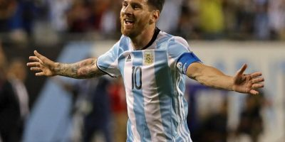 Los primeros minutos brillantes de Lionel Messi Foto: Getty Images