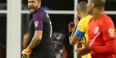 La eliminación de Brasil marcó la primera ronda Foto:Getty Images